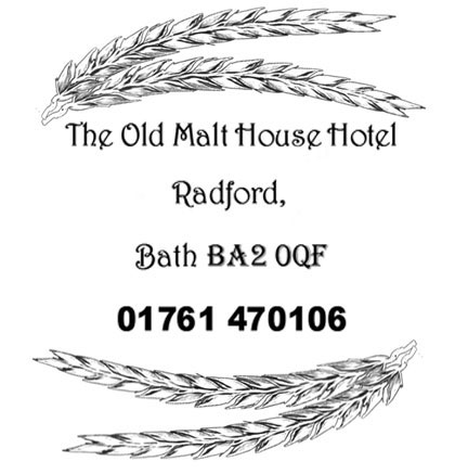 Old Malt House Hotel Bath